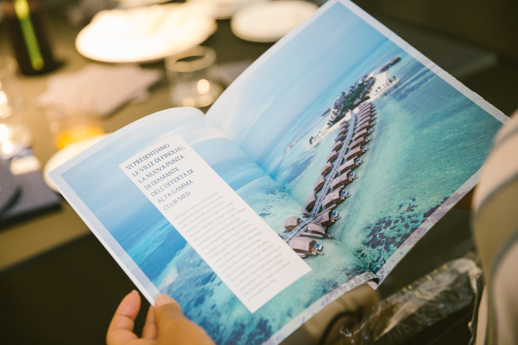 "Club Med presenta ""The Maldives & Dubai Experience"""