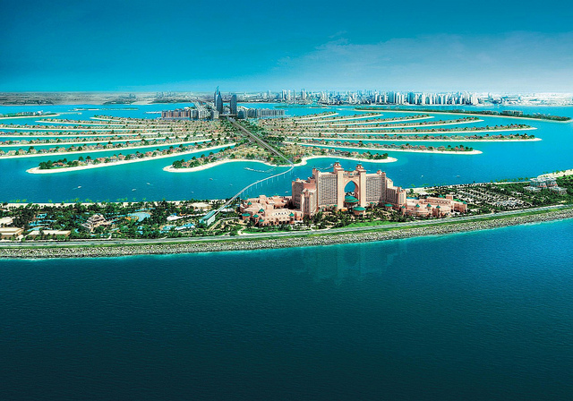 Dubai, l'arcipelago artificiale