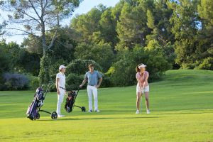 Golf in vacanza, Resort Club Med