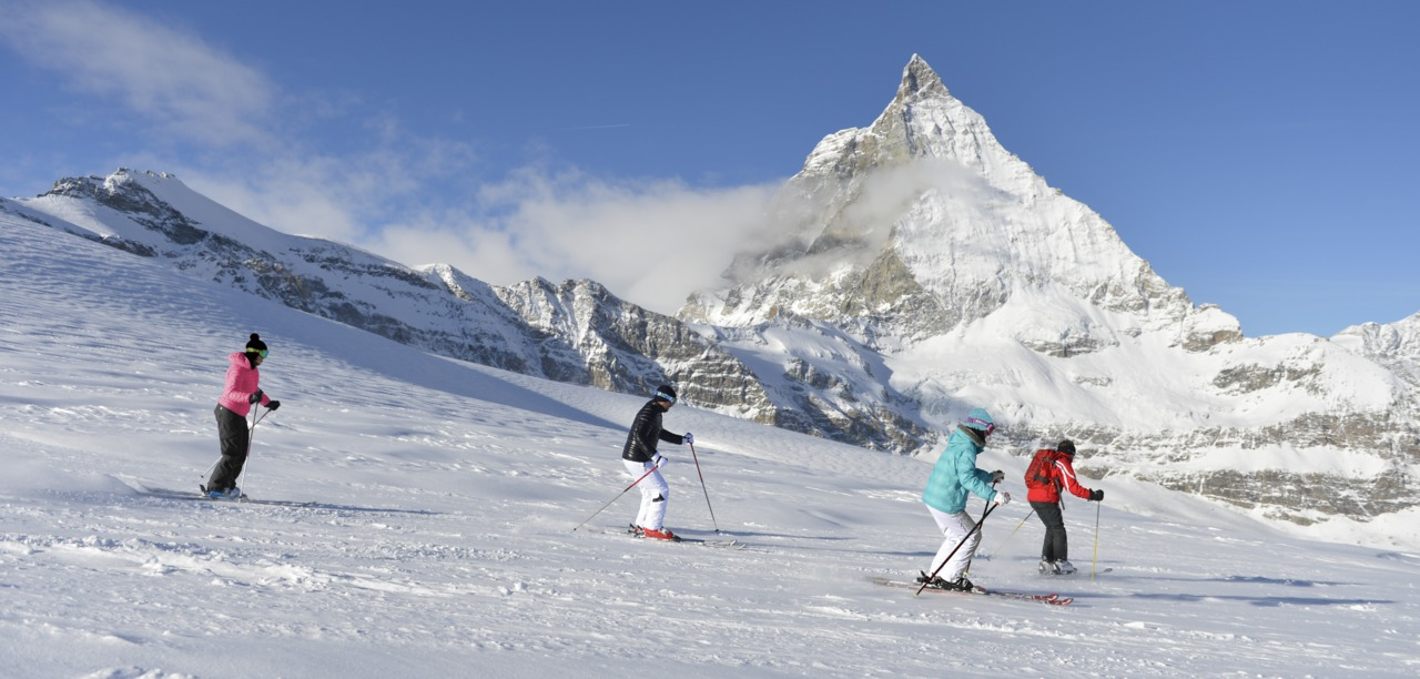 Vado, scio e torno: un weekend all-inclusive al Resort Cervinia