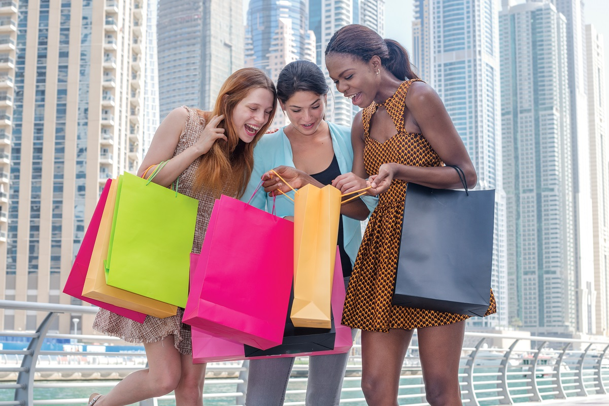 Shopping a Dubai: le boutique più esclusive dove fare compere